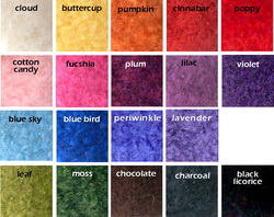 Wool Felted Knit Colors
